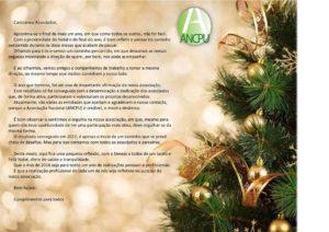 mensagem de Natal associados - 2017
