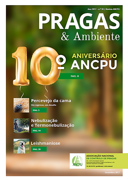 Revista 10 anos ANCPU