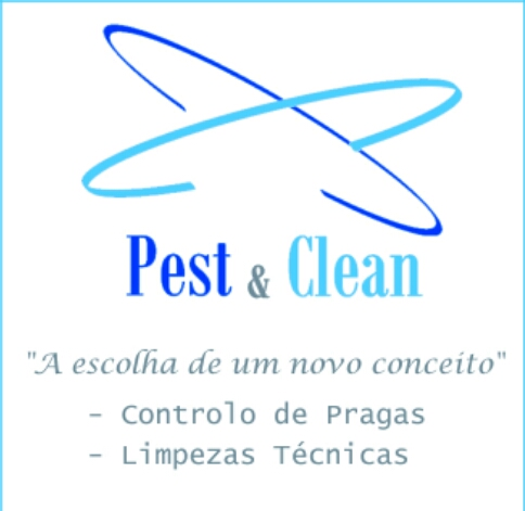 Pest & Clean - logo